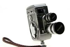 Yashica 8  8mm Movie Cameras with 2 Lenses