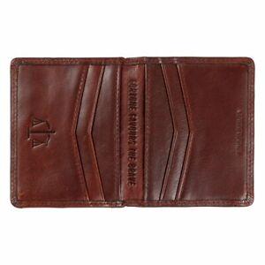 Men's Double Card Wallet by Gentlemen's Hardware