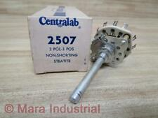 Centralab 2507 Rotary Switch