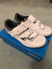 Shimano RP301 Cycling Shoes - Womens - EU 38 (UK5) - White - New With Box