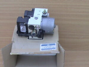ABS Hydraulic Unit fits Opel Vauxhall Astra G 9117652 Genuine