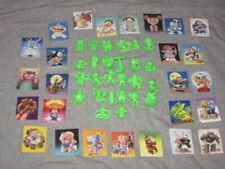 Garbage Pail Kids Minikins Series 1 Complete 26 Pc Green Set W/Stickers