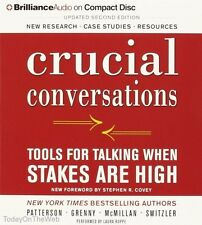 Crucial Conversations Tools for Talking When Stakes Are High 2nd Edtn Audiobook