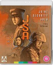 JSA Blu-ray 2000 Korean Movie Joint Security Area Arrow Video Slipcover