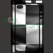 Cover ZAGG skin protezione back CHECKER per iPhone 4 4S