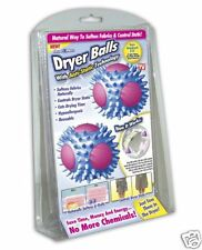 Anti-Static Dryer Balls, Multiple-use