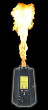 "2x DMX Flammenprojektor, Flammeneffekt 3,5m ""Vesuvio"" inkl Flightcase"