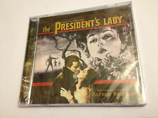 THE PRESIDENT'S LADY (Newman) OOP Varese Club Ltd (1500) Score Soundtrack OST CD