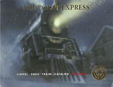 2008 POLAR EXPRESS COVER LIONEL CLASSIC TRAINS VOLUME 1 CATALOG EXCELLENT COND