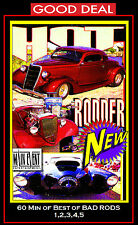 Street Rods, HOT RODDER, A Hot Rod Adventure, a Main Event Entertainment DVD