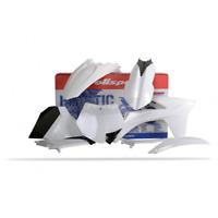 Plastic Kit For 2012 KTM 125 SX Offroad Motorcycle Polisport 90406