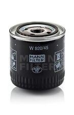MANN-FILTER Ölfilter W 920/45 für FORD MONDEO MAZDA MG ZT MAVERICK COUGAR B4Y M