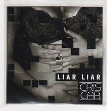 (GD80) Cris Cab, Liar Liar - DJ CD