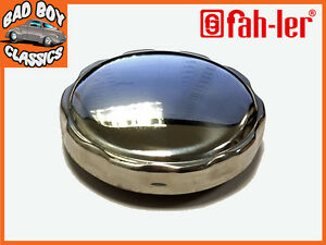 Opel Manta A & B Replacement Oil Filler Cap Like Chrome