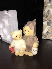 "Cherished Teddies ""Grim Reaper/Mummy�"