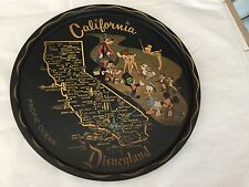 Vintage Disneyland California 11 tip tray