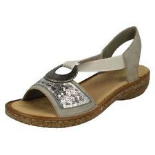 Sandali e scarpe Rieker con tacco basso (1,3-3,8 cm) con cinturino per il mare da donna