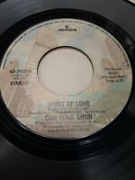 45 Record Con Funk Shun By Your Side/Spirit of Love VG Disco Soul