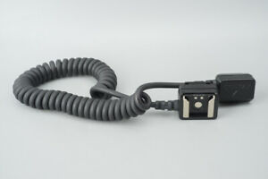 Contax Hot Shoe TTL Remote Cord Flash Cable, Extension Cable