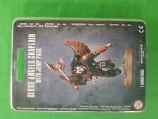 WARHAMMER 40K BLOOD ANGELS CHAPLAIN WITH JUMP PACK - NEW & SEALED