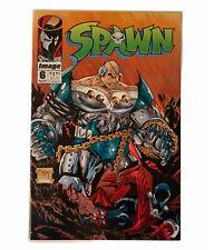 Spawn # 6 Image Comics Todd McFarlane UNREAD NM Cgc 9+???