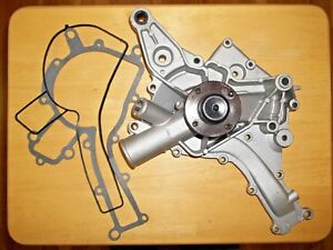 Water Pump New For Mercedes Benz  W203  W220 W210 1 YEAR UNLIMITED MILLAGE 1501