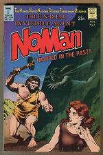 Noman - Wood Cvr! - Set 1&2 #1-2 (7.0/8.0) 1966