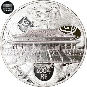[#475172] France, 10 Euro, Cité Interdite, 2020, FDC, Argent