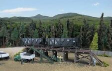 WALTHERS CORNERSTONE HO SCALE COAL TRESTLE KIT 933-4093
