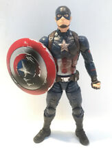"Marvel Leyendas 6"" Capitán América Battle Damaged 3-Pack Guerra Civil Steve Rogers"