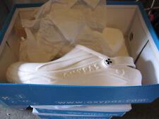 Brand New ESD Oxypas Clogs - White - Size 44
