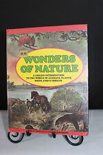 Wonders Of Nature Parents Magazine Hardcover Animals Plants Birds Fish Insects