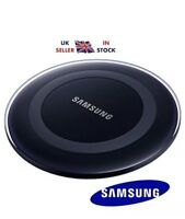 Samsung Galaxy S6 S7 Edge S8 S9 QI Wireless Charger Charging Pad Plate GENUINE