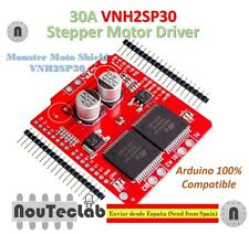 Monster Moto Shield VNH2SP30 Stepper Motor Driver Module High Current 30A