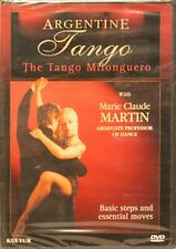 New Argentine The Tango Milonguero Marie Claude Martin Dancing Fitness Dvd dance