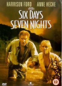 Six Days, Seven Nights [DVD] [1998][Region 2]