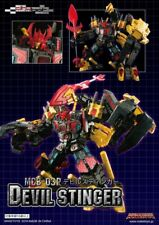 """Toys Hero"" MISB Transformers Maketoys MCB-03P Devil Stinger Black Zarak"