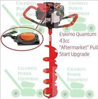 """Eskimo Quantum 43cc """"Aftermarket"""" Pull Start Upgrade"""