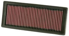 K&N Hi-Flow Performance Air Filter 33-2945 fits Audi A4 1.8 T (B7),1.8 T Quat