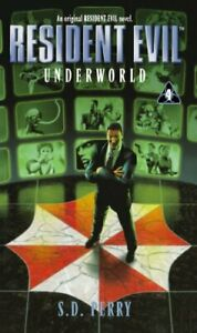 Underworld (Resident Evil) by Perry, S. D. Paperback Book The Cheap Fast Free
