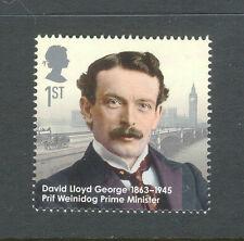David Lloyd George-PRIMO MINISTRO-UOMO POLITICO Gomma integra, non linguellato GRAN BRETAGNA - 2013
