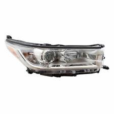 TYC 20-6174-01-9 Toyota Highlander Left Replacement Head Lamp