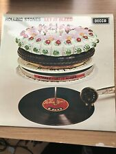 Rolling Stones  Let It Bleed LP Vinyl XZAL 9363 Boxed Decca With Poster Record