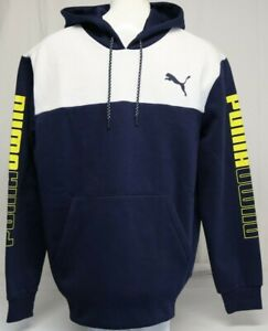 *NEW* PUMA Men's Mirrored Hooded Sweatshirt