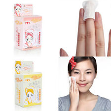 100PCS Cosmetic Cotton Pads Makeup Remover Ear Lip Face Cleaner Puff Nail Polish
