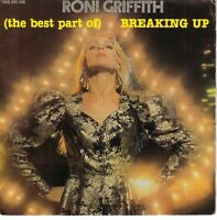 45 tours - RONI GRIFFITH - THE BEST PART OF - BREAKING UP