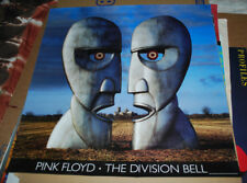 """Pink Floyd """"Division Bell""""  1994 promotional poster"""