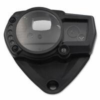 Speedo Tach Gauges Case Cluster Speedometer Cover For Suzuki GSXR1000 2005-2006