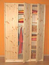 Kleiderschrank , Kiefer, endlos, neu, 190x127,5x52 cm