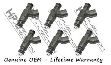 Rebuilt Genuine Bosch OEM Fuel Injector Set 0280155863 XW4E-A5C Jaguar Lincoln